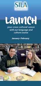 Launch brochure: If you are going to work cross-culturally, you need this course